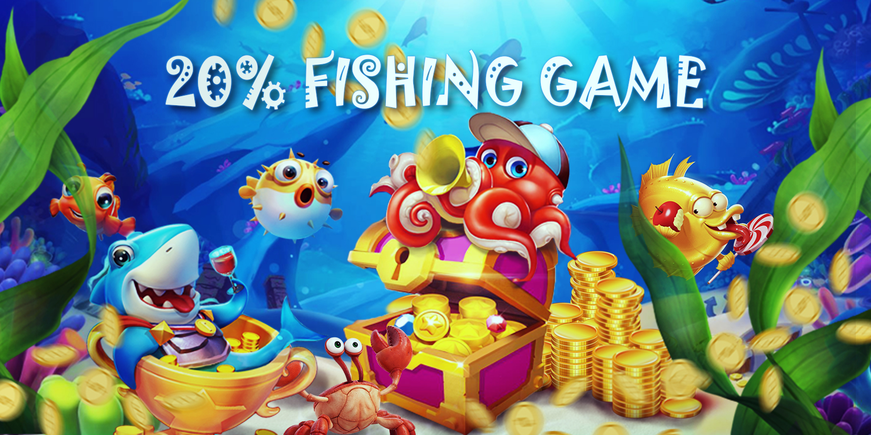 20% fishing game -onlinelivecasino33.com