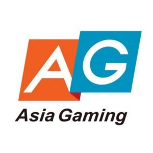 Asia Gaming Logo - Online Live Casino33
