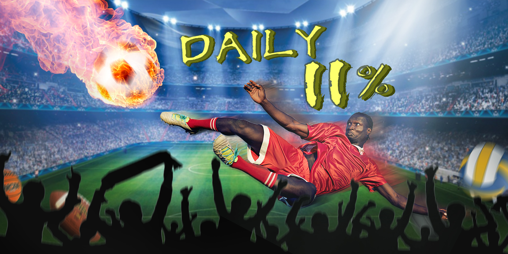 Sports Daily 11% -onlinelivecasino33.com