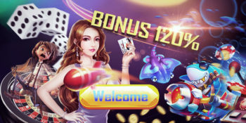 Welcome Bonus 120%