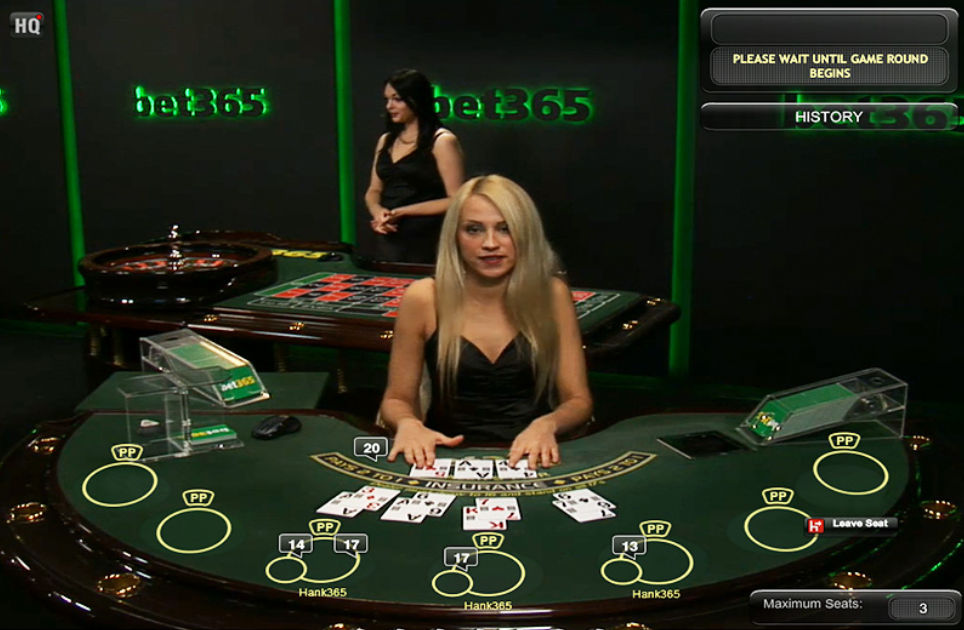 Playtech - OnlineLiveCasino33